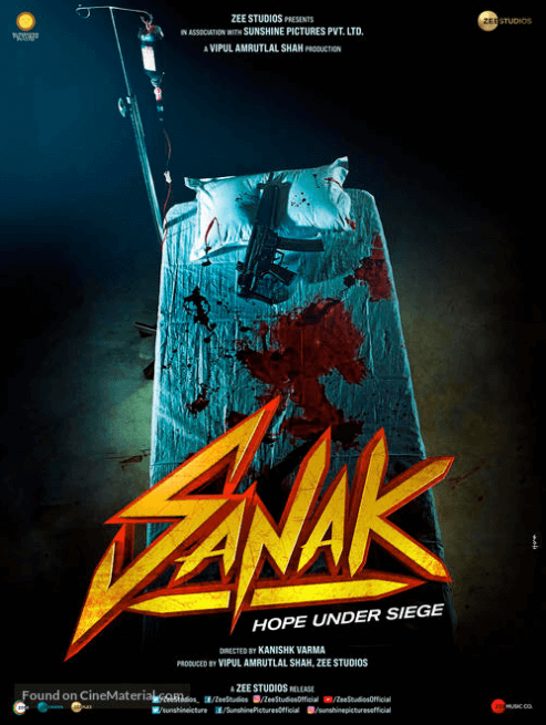 sanak movie poster